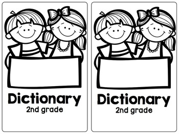 Second Grade Student Dictionary for Irregular Words {120 words}