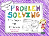 Second Grade Subtraction Problem Solving {Differentiated}