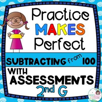 Second Grade Subtraction Within 100