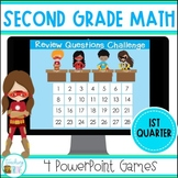 Second Grade Test Prep First Quarter