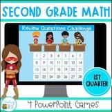Second Grade Test Prep First Quarter