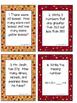 Second Grade Thanksgiving Math Scoot