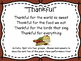 Thanksgiving Music with Songs and Activities