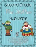 Second Grade The Mitten Sub Plans - 8 Activities!