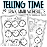 Second Grade Time Unit