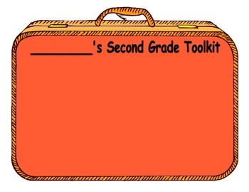 Second Grade Tool Kit for students moving from First Grade
