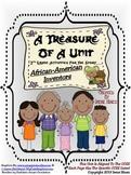 Treasures ~ A Treasure Of A Unit For 2nd Grade : African-American Inventors