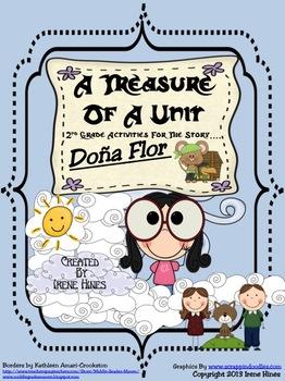 Treasures ~ A Treasure Of A Unit For 2nd Grade: Doña Flor
