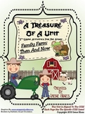 Treasures ~ A Treasure Of A Unit For 2nd Grade: Family Farm Then And Now