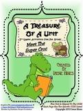 Treasures ~ A Treasure Of A Unit For 2nd Grade: Meet The Super Croc