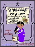Treasures ~ A Treasure Of A Unit For 2nd Grade : One Grain Of Rice ~