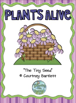 Second Grade Treasures Resources for The Tiny Seed (2.2.1)