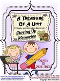 Treasures ~ A Treasure Of A Unit For 2nd Grade: Stirring Up Memories