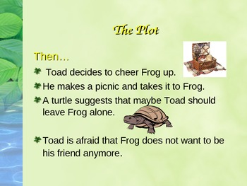 Second Grade Trophies Frog and Toad Powerpoint