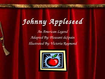 Second Grade Trophies Johnny Appleseed Powerpoint