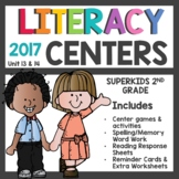 Second Grade Units 13 and 14 2017 version