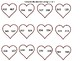 Second Grade Valentine Math