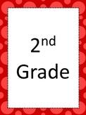 Second Grade Visual Arts Standards in Portrait