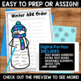 Winter and Holidays Printables, Centers and Crafts Bundle for Second Grade