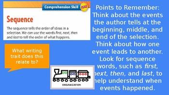 Second Grade Wonders Reading Unit 5 Week 3 Day 3 PowerPoint