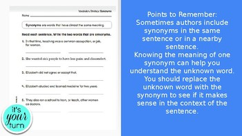 Second Grade Wonders Reading Unit 5 Week 3 Day 4 PowerPoint