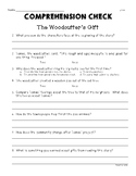 Second Grade Wonders U5W4 The Woodcutter's Gift