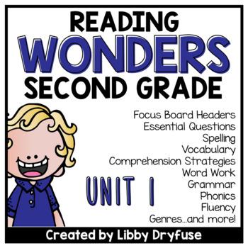 Second Grade Wonders Unit 1