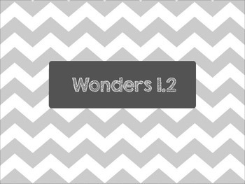 Second Grade Wonders Unit 1 Week 2 Spelling Words