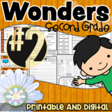 Second Grade Wonders - Unit 2