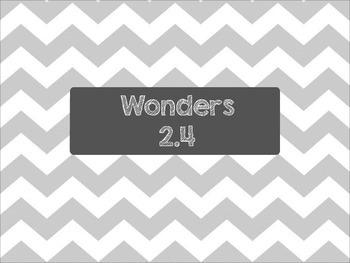 Second Grade Wonders Unit 2 Week 4 Spelling Words