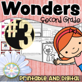 Second Grade Wonders - Unit 3