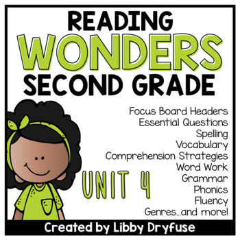 Second Grade Wonders Unit 4
