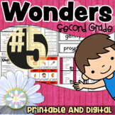 Second Grade Wonders - Unit 5