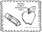 Second Grade Wonders Writing Journal