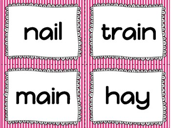 Second Grade Wonders complete set Unit 3 spelling words