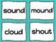 Second Grade Wonders complete set Unit 5 spelling words