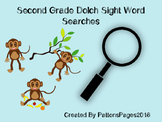 Second Grade Word Search