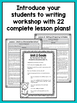 Second Grade Personal Narrative Writing Lessons {2nd Gr Writing Workshop Unit 2}