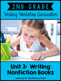 Informational Writing Lessons for Second Grade {2nd Grade Wtg Workshop Unit 3}