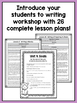 Second Grade Opinion Writing - Reviews & Persuasive Letter