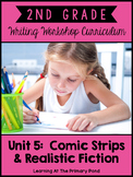 Narrative Writing Lessons for Second Grade {2nd Grade Writing Workshop Unit 5}