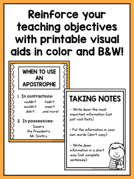 Second Grade Biography Writing & Lab Reports {2nd Grade Writing Workshop Unit 6}