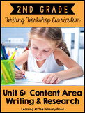 Nonfiction Writing for 2nd Grade: Biographies & Lab Reports {2nd Gr Wtg Unit 6}