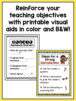 Second Grade Opinion Writing Lessons {2nd Grade Writing Workshop Unit 7}