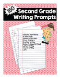 Second Grade Writing Prompts