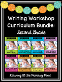 Second Grade Writing Workshop Curriculum Bundle
