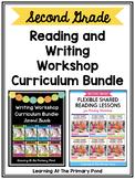 Second Grade Writing Workshop & Reading Workshop Mega Bundle