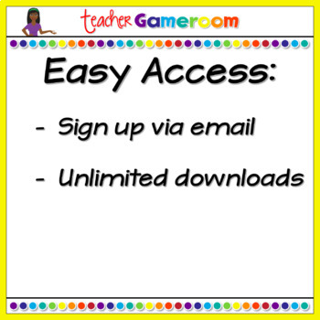 Second Grade Powerpoint Game Bundle - School License