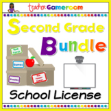 Second Grade Yearly School License