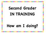 Second Grader in Training Badge